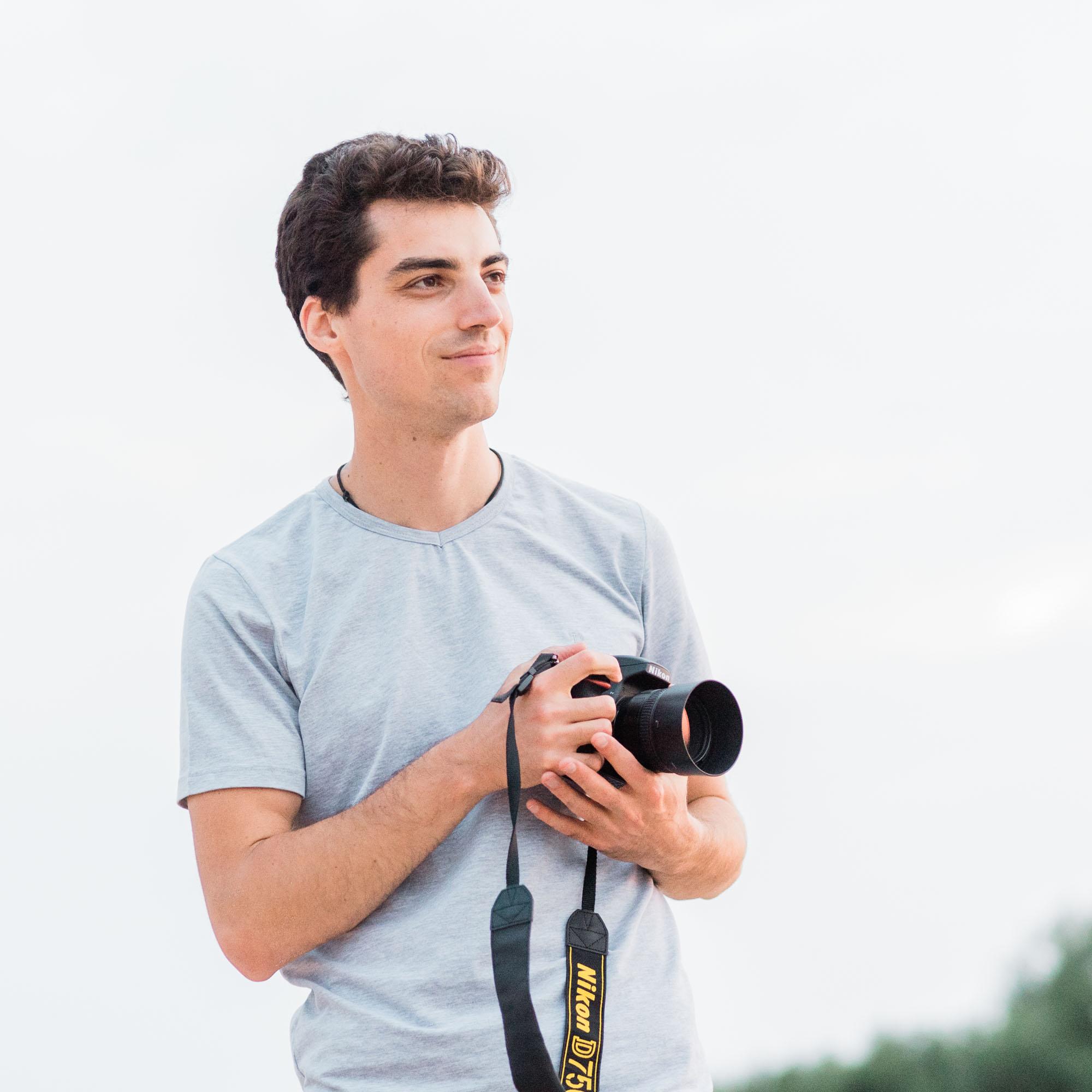 Victor Gurov - Hochzeitsfotograf aus Essen