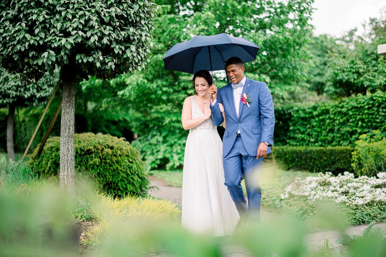 Hochzeitsfotograf Essen - Shooting im Grugapark