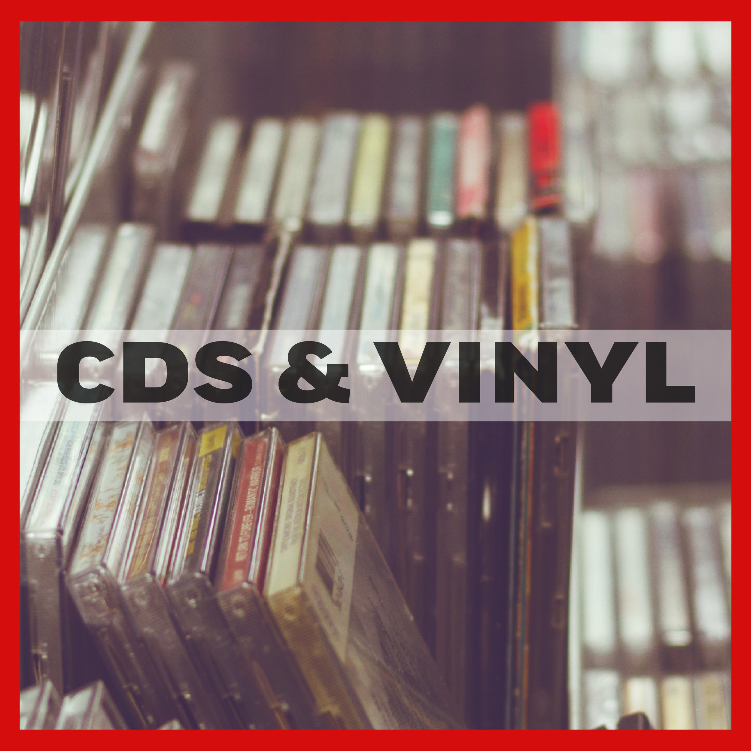 CDs and Vinyls