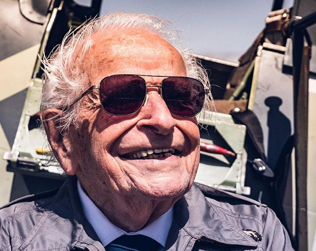 Alan Frost - D Day Veteran - flying a Spitfire again for the  first time in over 50 years with @boultbeeacademy #dday #dday75 #96 #veteran #hero #legend #gentleman #pilot #aviation @jimskosh @mattjonesspitfire @benjamin_uttley 📸