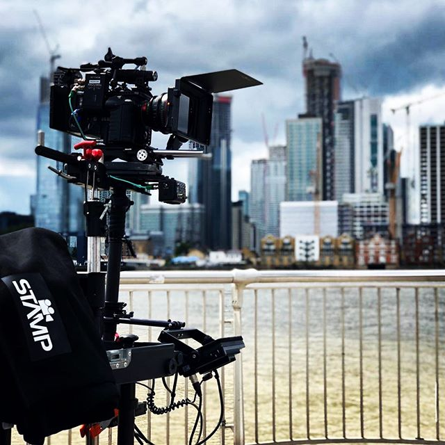 London. #filming #location #production #steadicam @filmmakersworld