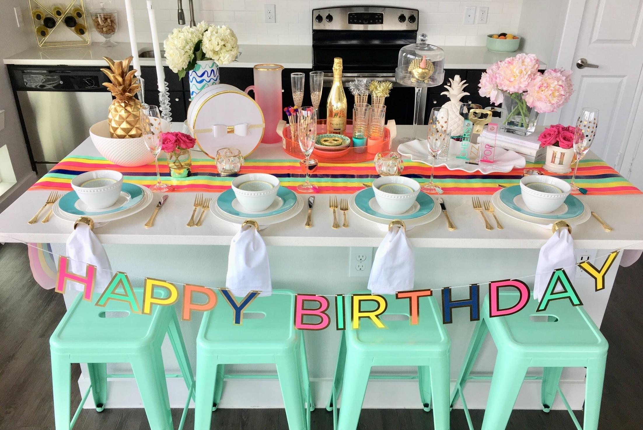 30th BIRTHDAY PARTY - Dallas 30th Birthday Party, September 2017