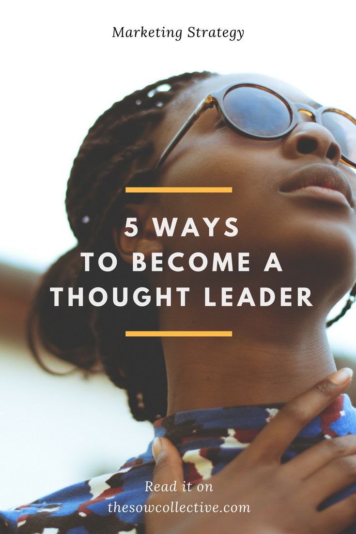 how to become a thought leader-pinterest image TSC