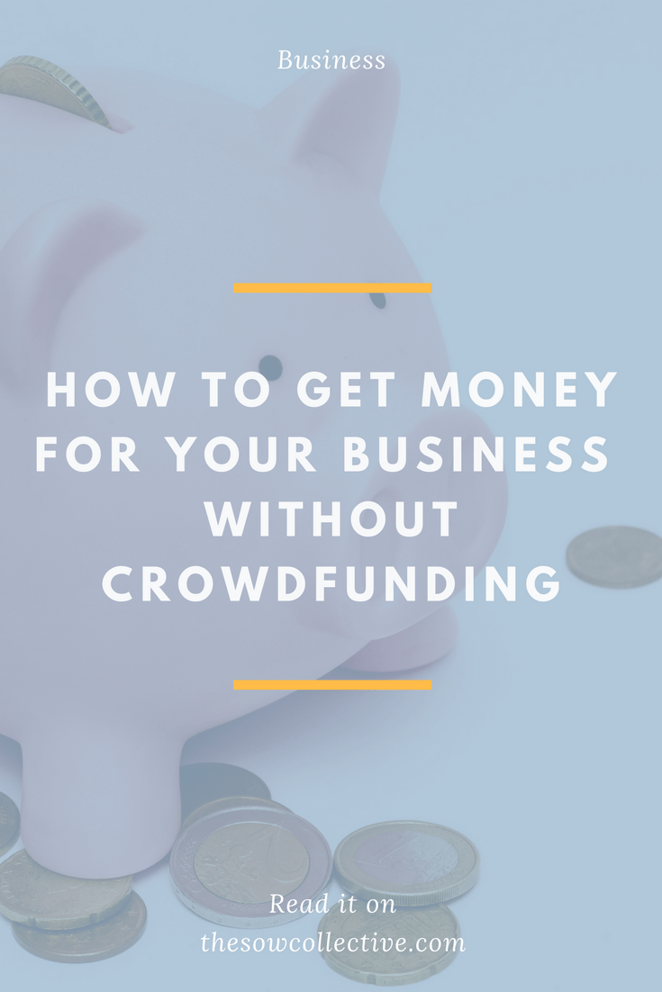 how to raise money for your business - TSC