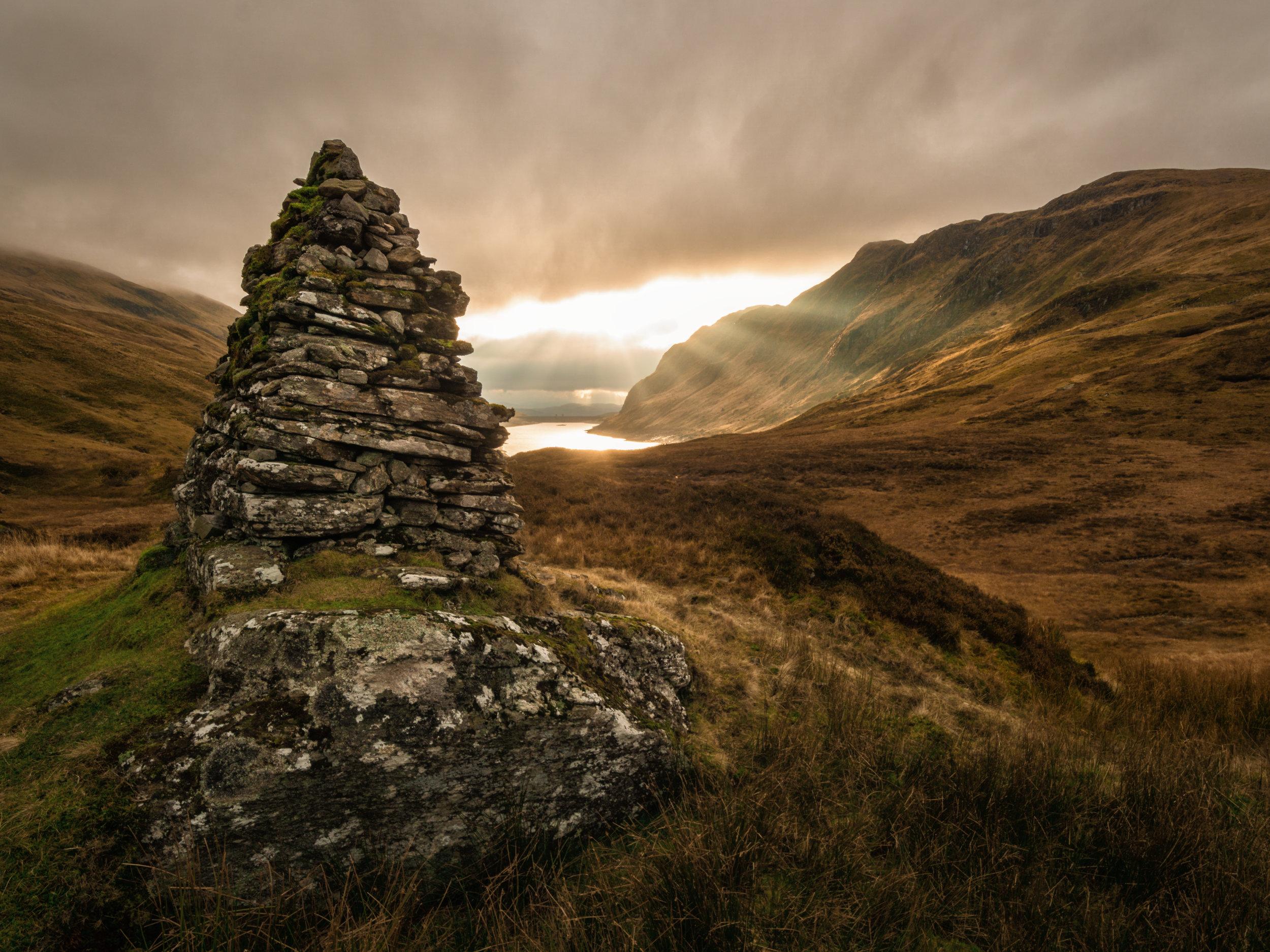 'Creag An Lochain'