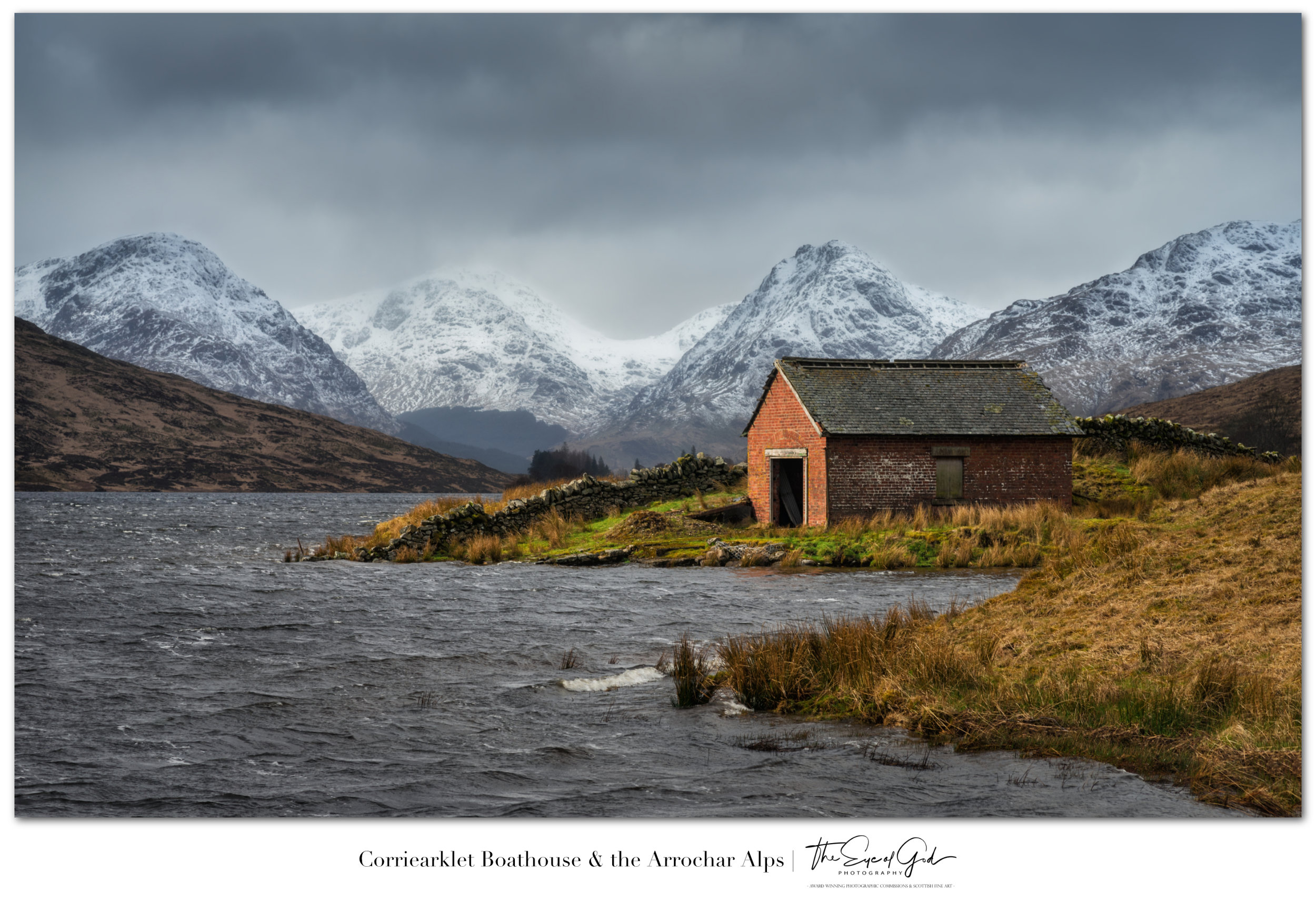 Loch_Arklet_Boathouse_Arrochar_Alps_Scott_Wanstall