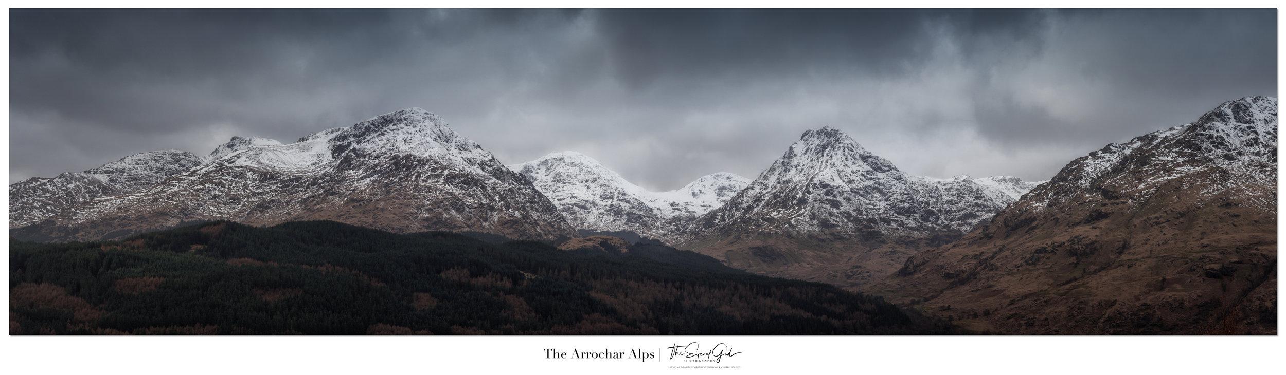 Arrochar_Alps_from_Inversnaid_Rob_Roy_Viewpoint_Scott_Wanstall