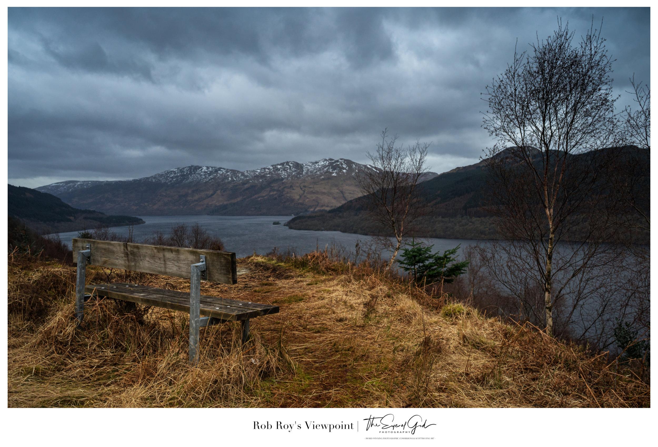 Rob_Roy's_Viewpoint_Inversnaid_Loch_Lomond_Scott_Wanstall