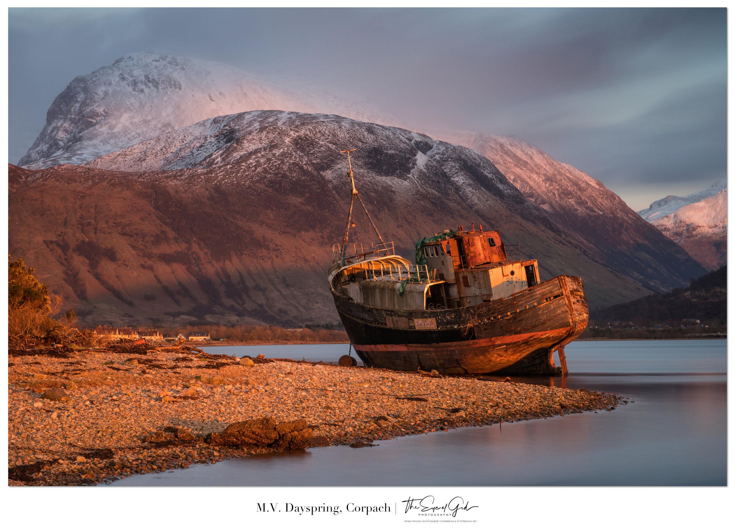 Copyright; Scott Cameron Wanstall | The Eye of God Photography