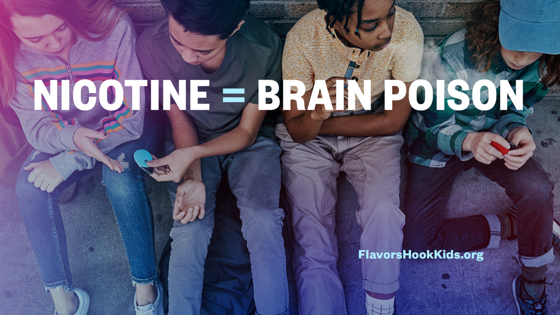 Teens Vaping Nicotine - what parents can do