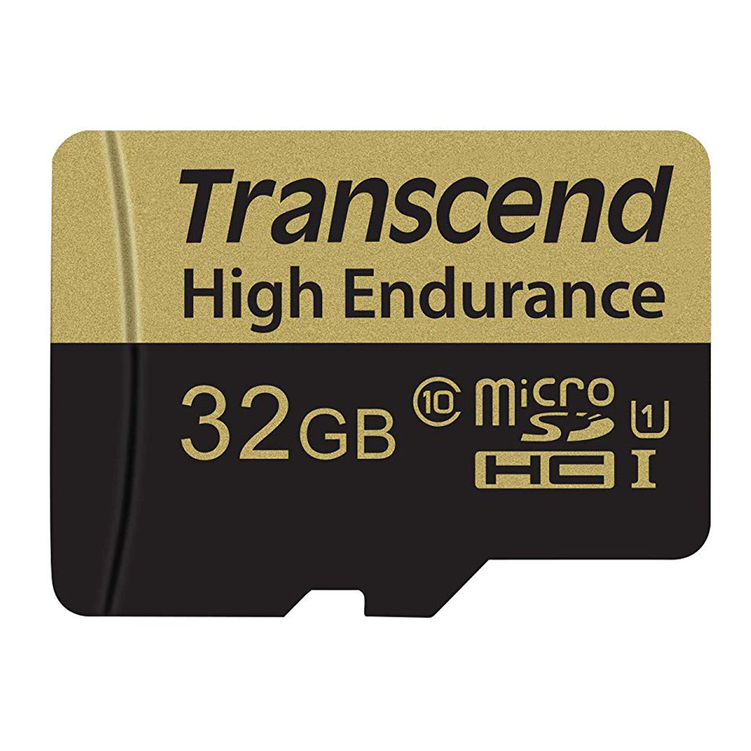 Transcend High Endurance -