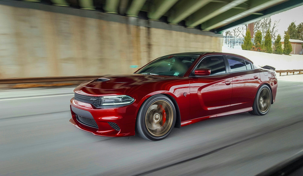 2017 charger hellcat