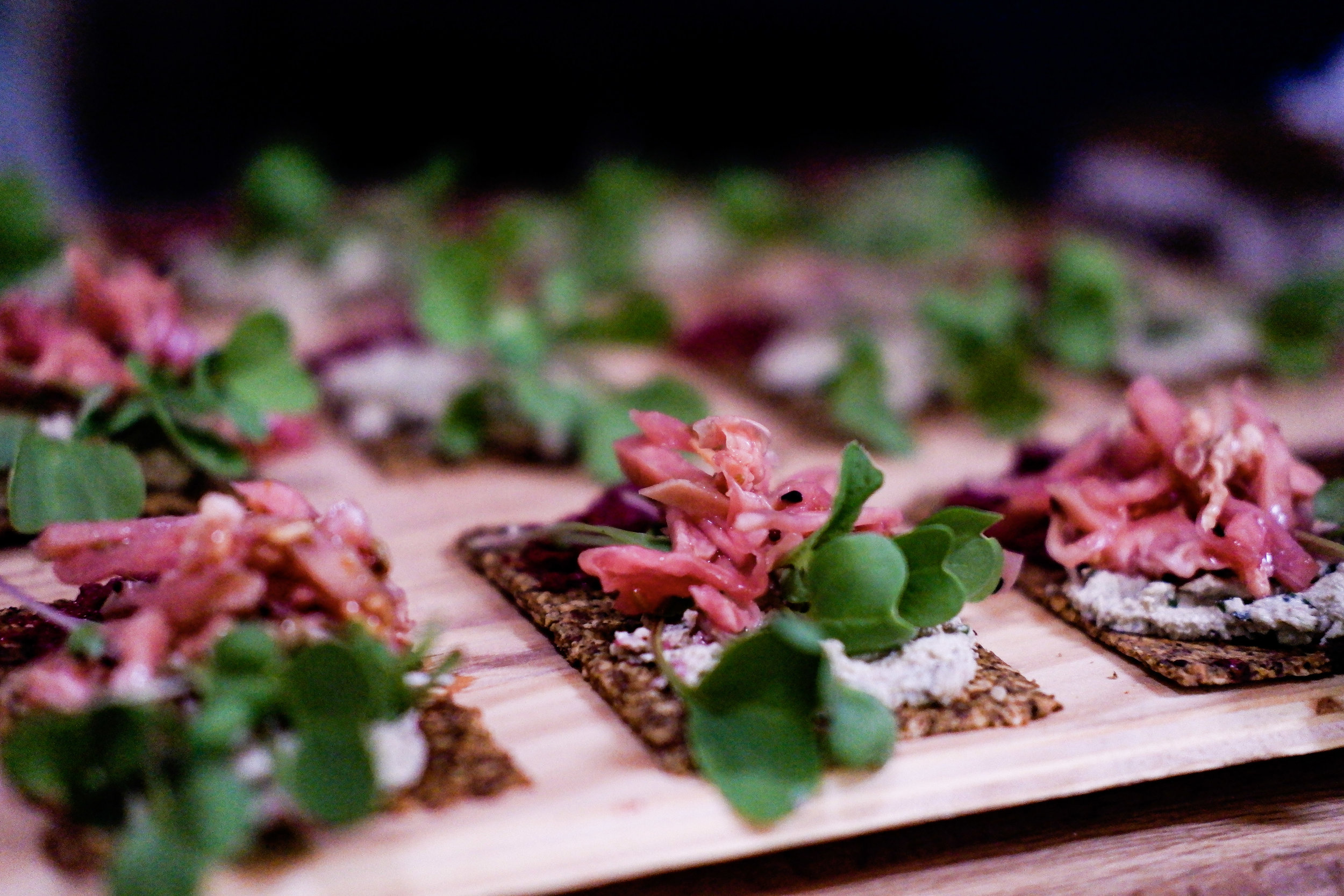 FULL SERVICE CHEF - Applying Global food concept to locally grown seasonal ingredients