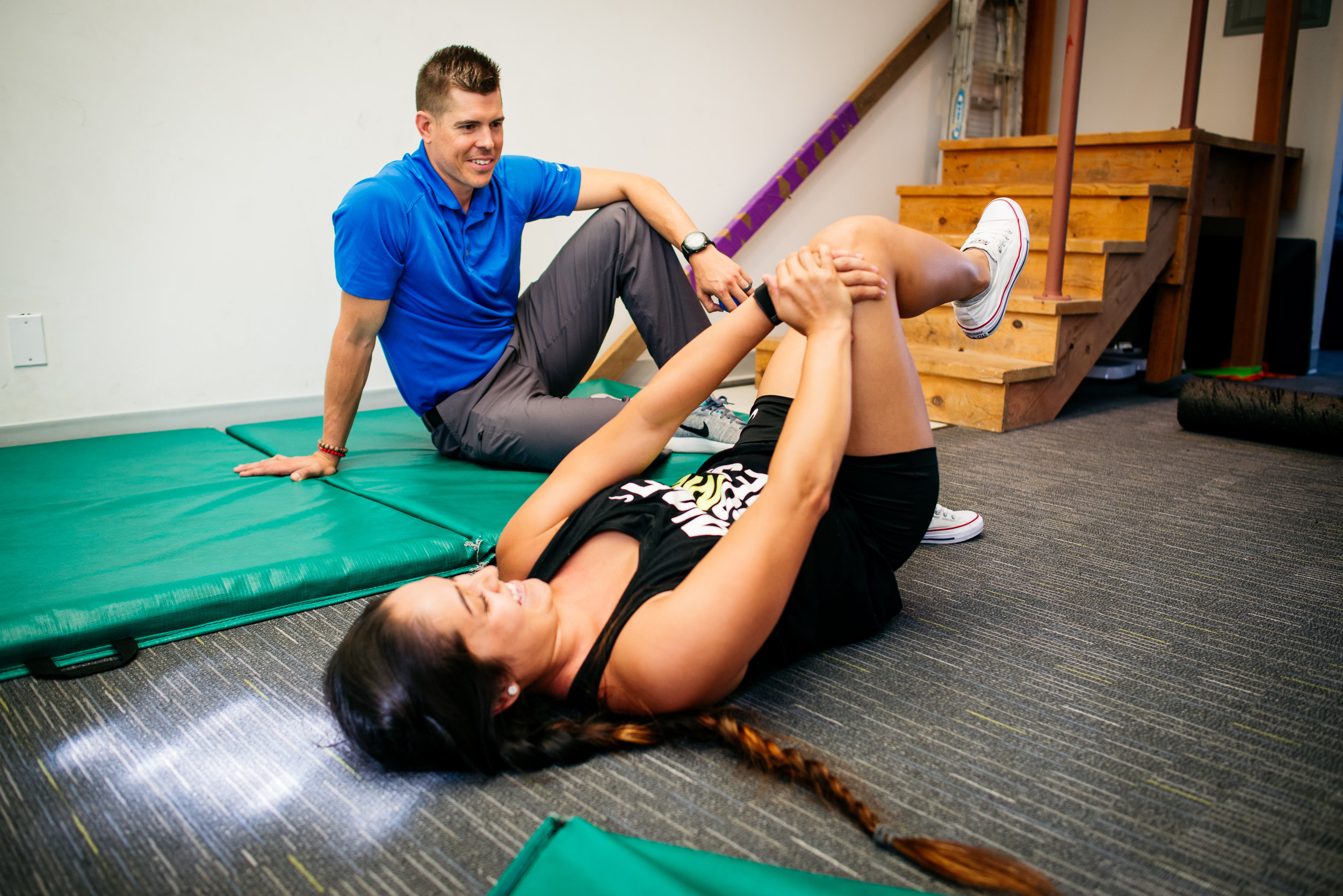 Jimmy Minner, PT Langford Sports & Physical Therapy Albuquerque