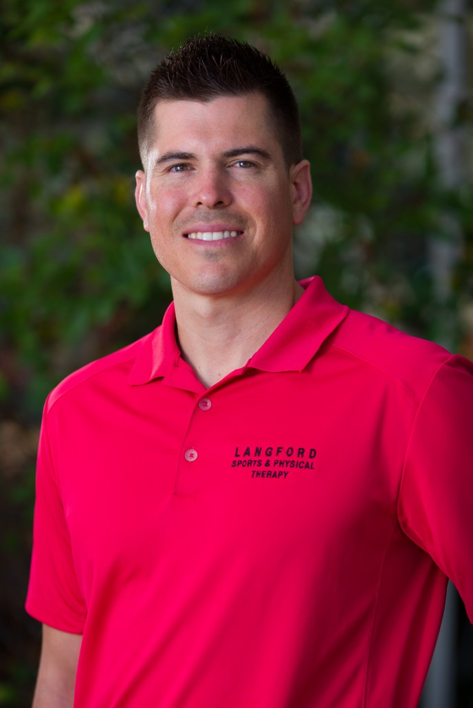 Jimmy Minner, Sport-Certified Physical Therapist Langford Albuquerque