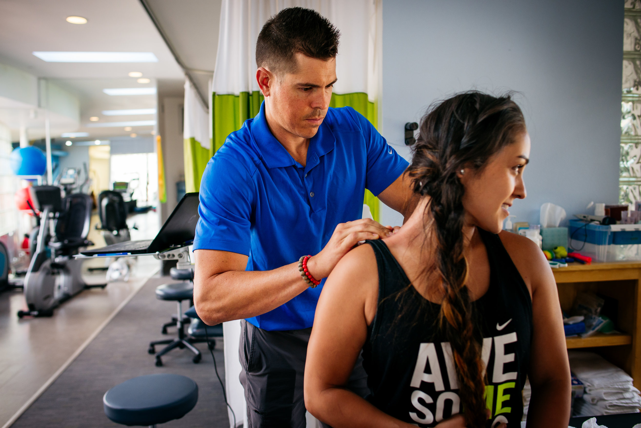 Neck pain and joint injury recovery at langford physical therapy albuquerque