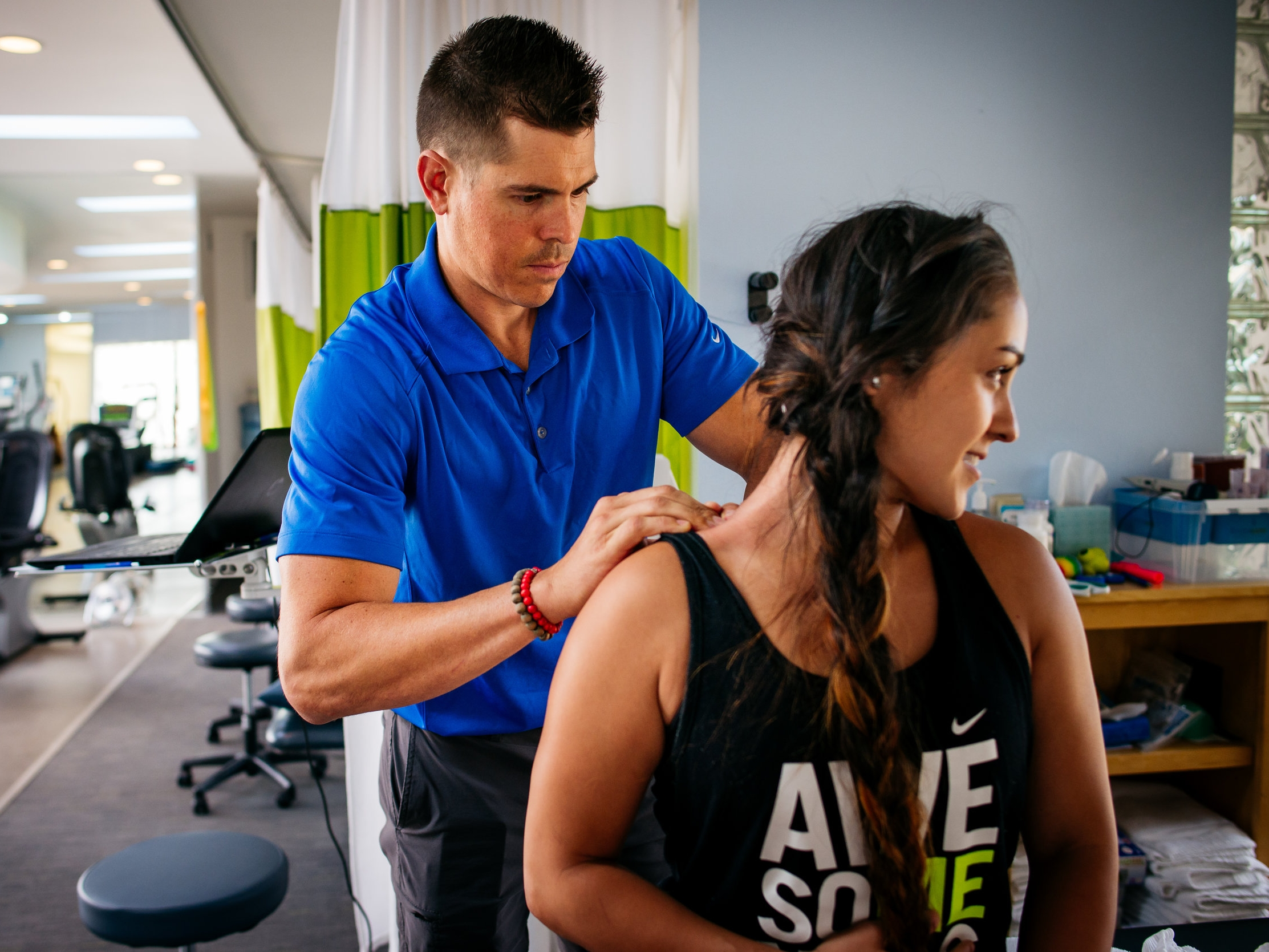 Neck and back physical therapy langford albuquerque