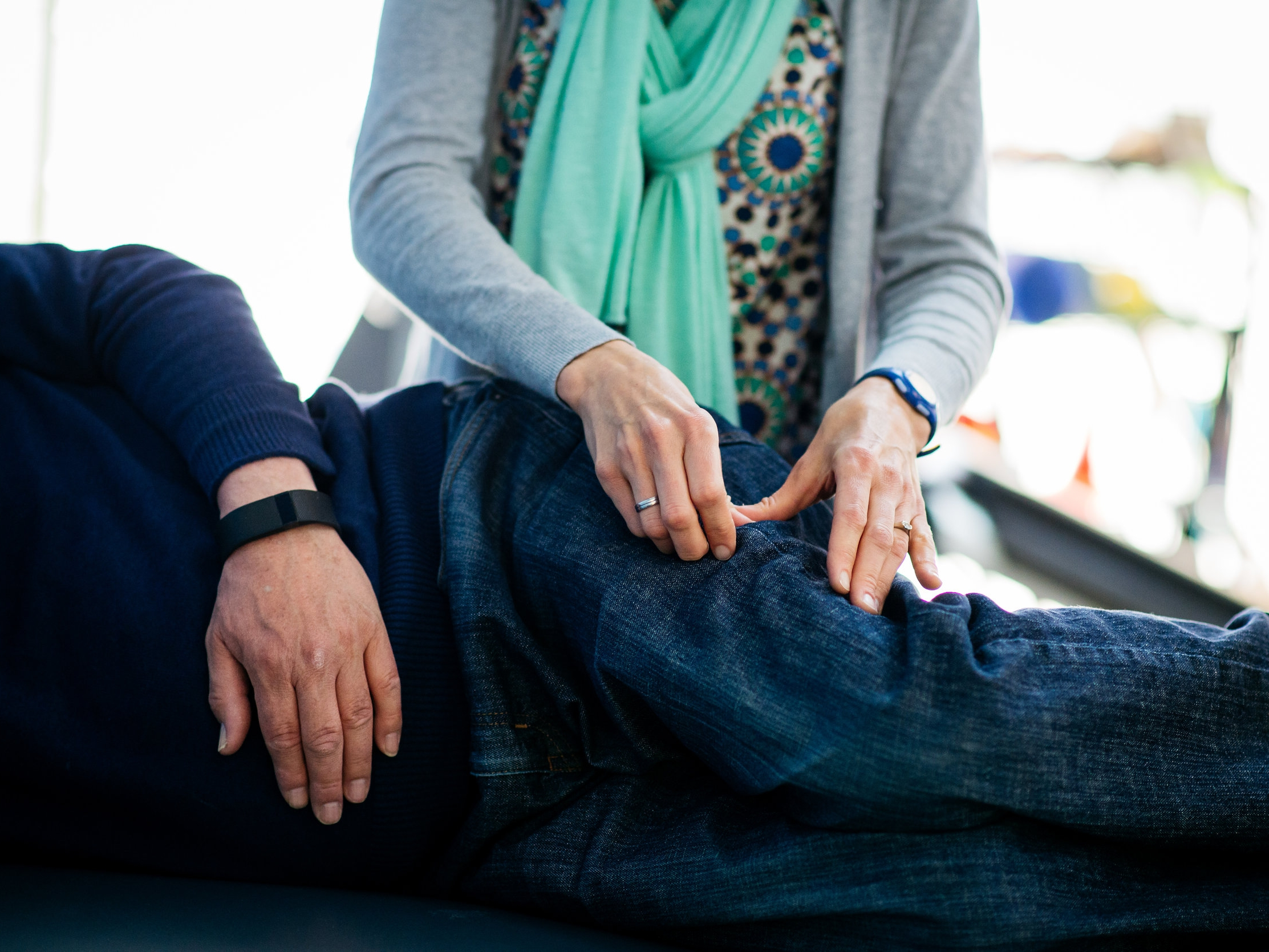 Langford Sports & Physical Therapy hip pain and injury