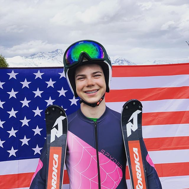 We are so excited Max Jarvie will be representing @sundanceskiteam and @sundanceresort this weekend at the Whistler Cup! Max is one of only 12 Americans racing. Good luck Max!!#sundanceskiteam #sundanceresort #higherlevelhumans #whistlercup2019
