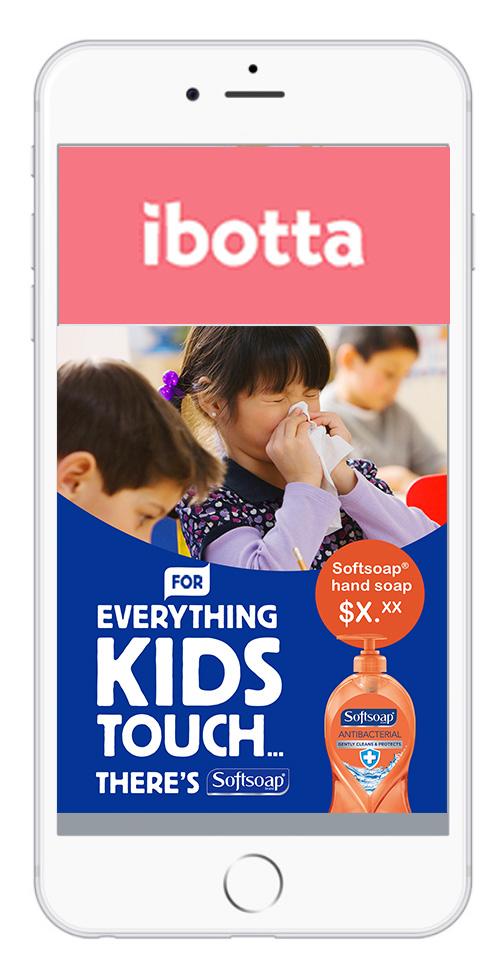 Ibotta coupon ad