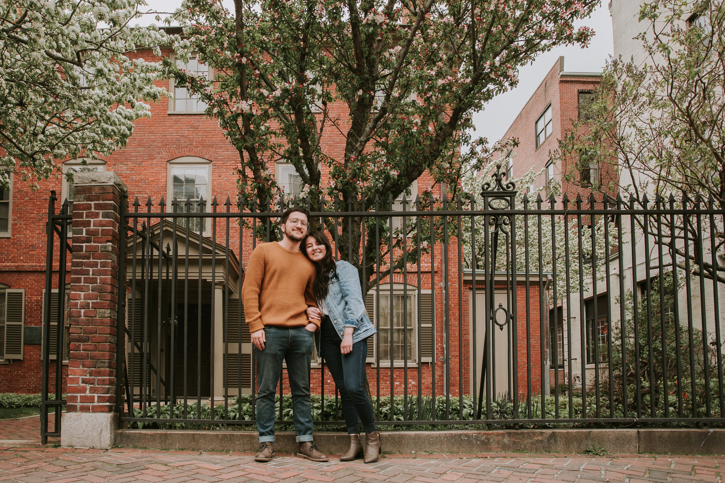 Casey & Josh - Portland, MaineMay 2019