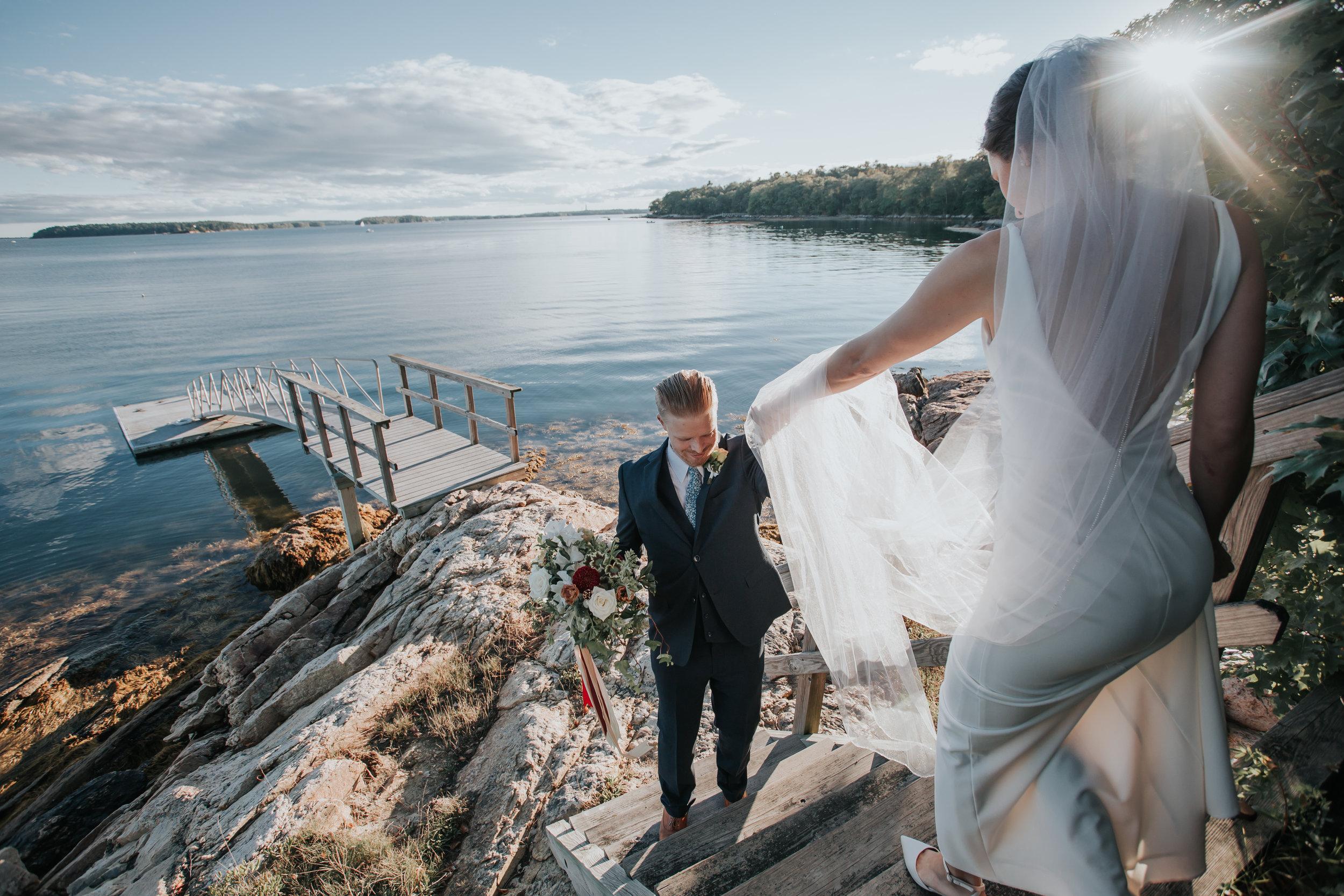Premier Wedding Photographer - in Portland, Maine