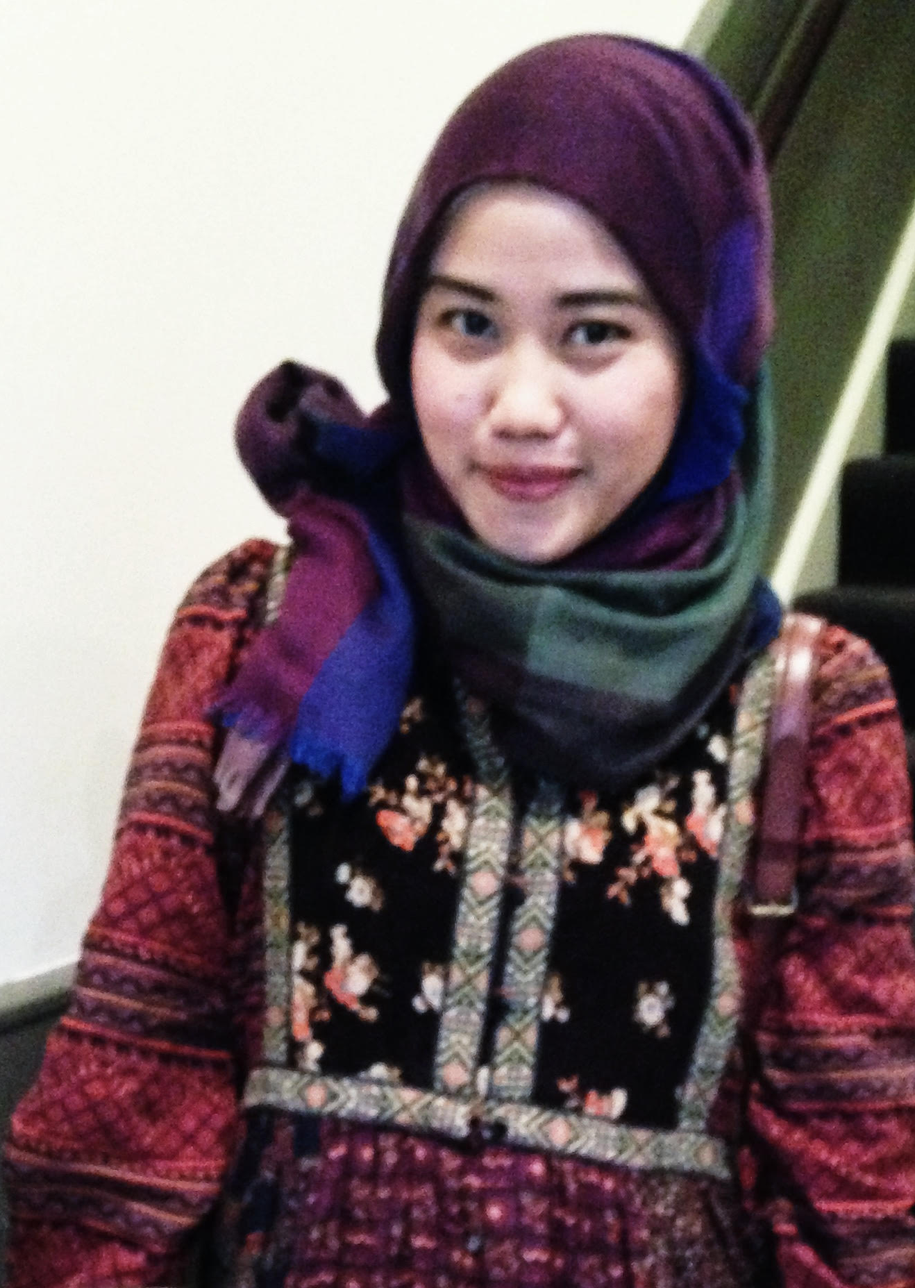 Aztia is a member of our Newport team, having been a Coordinator since 2015. -