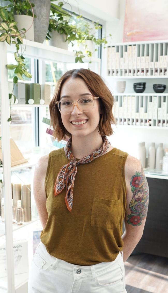 BreAnna West Stylist at Kate Kandel Salon