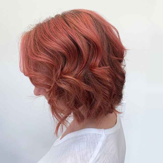It isn't if you can pull off pink, it's what shade of pink hair looks great on you! KEVIN.MURPHY has a new ROSE TONER 😍