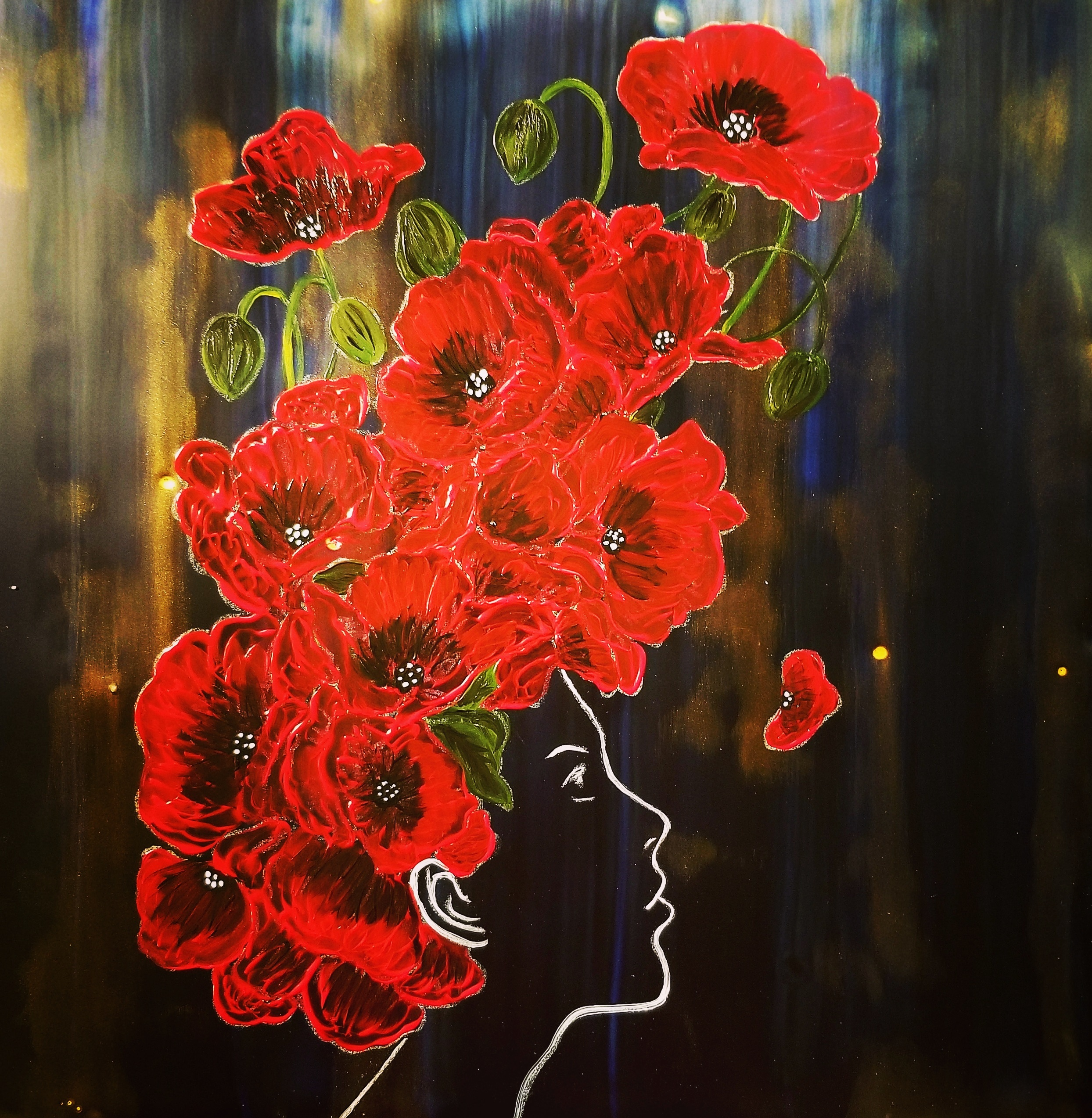 Flora ~ Roman Goddess of Flowers