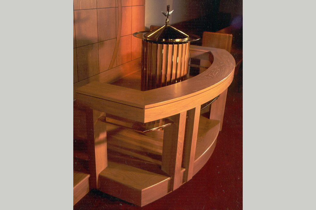 1996-3/6 Seattle Church Millwork