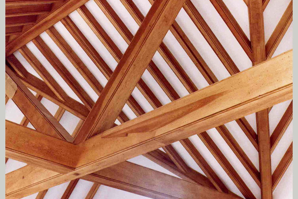 1988-1/8 Northern Virginia Rafter Work