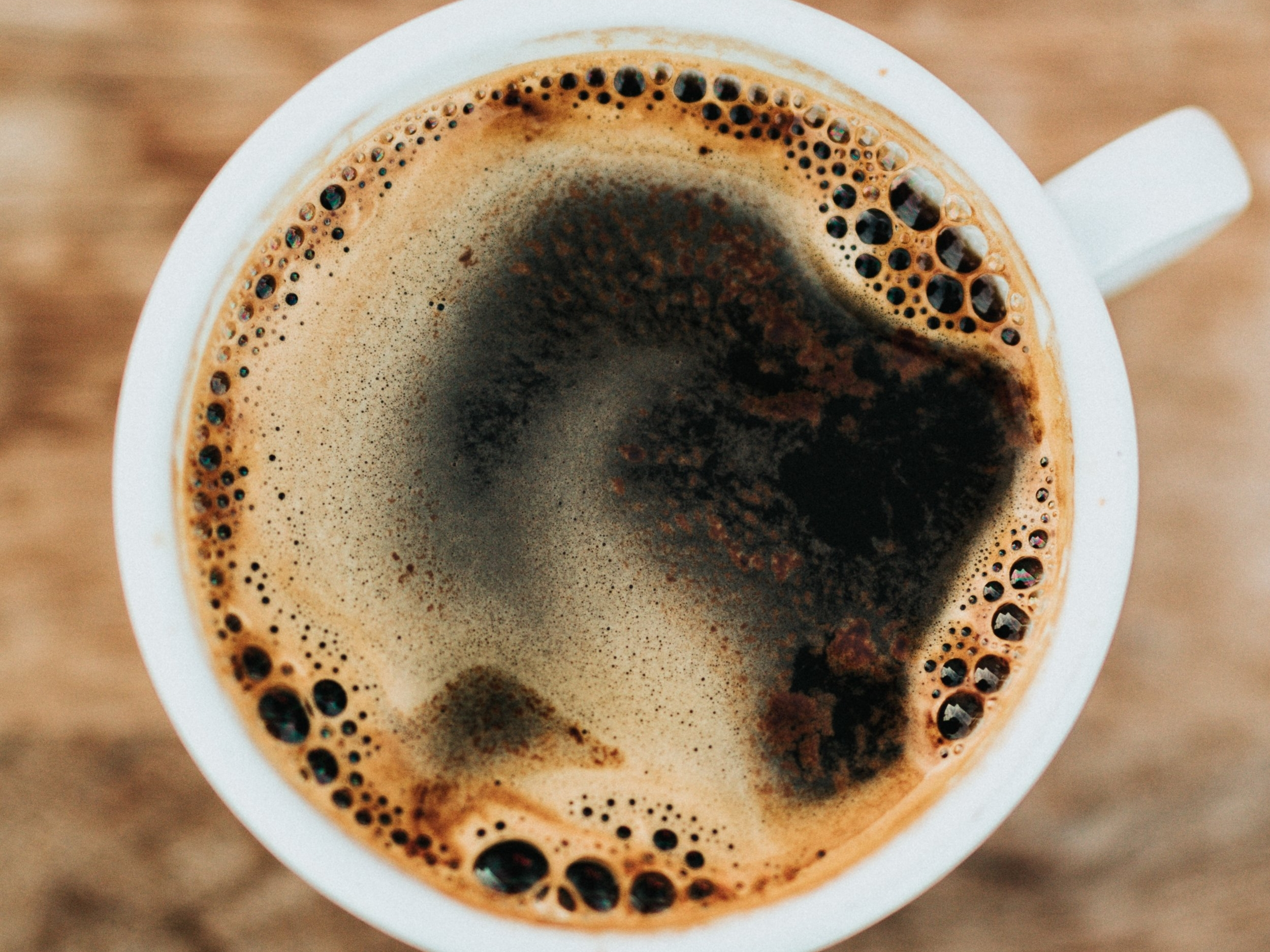 GREAT COFFEE - Mornings are hard, we know. That's why you can grab a free, freshly brewed cup of Lacas coffee every Sunday on your way in to service.