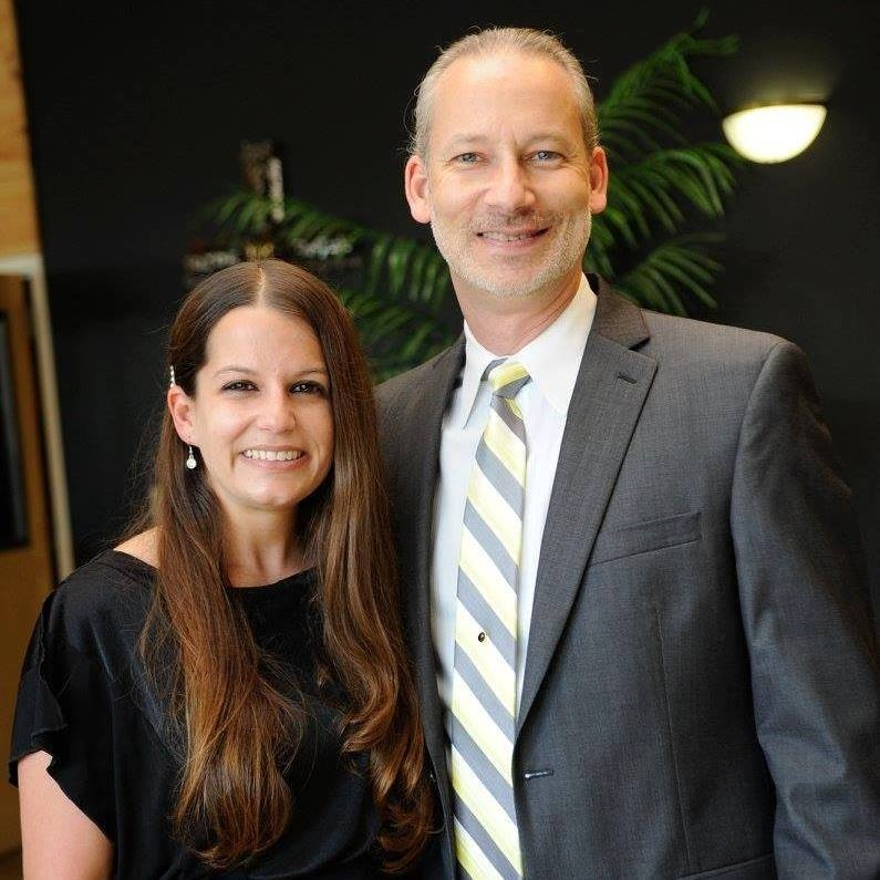Pastor Mike & Christine Atkins - Lead Pastors