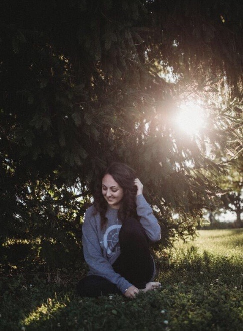 Wander For The Wonder Of It. - SHOP THE COMPASS CREWNECK