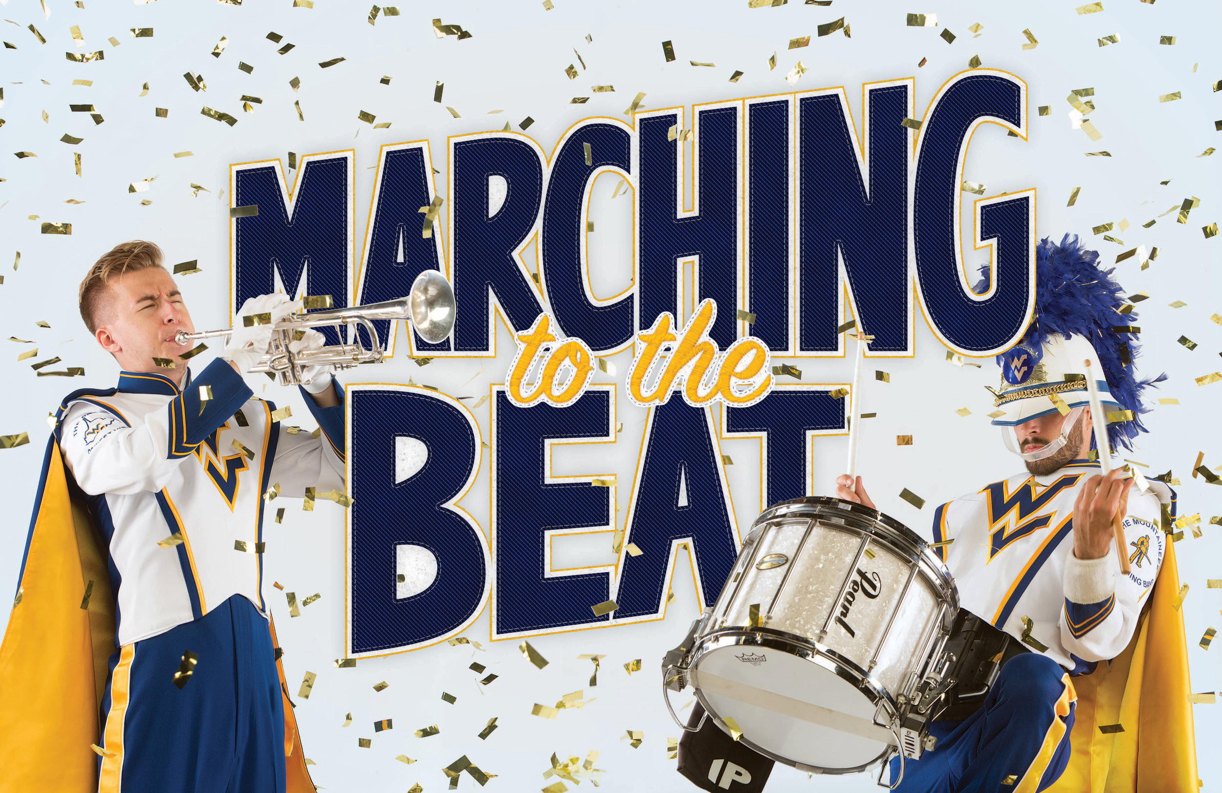 Spirit - We made a big production out of milestones, like the time the marching band went to the Macy's Thanksgiving Day Parade.