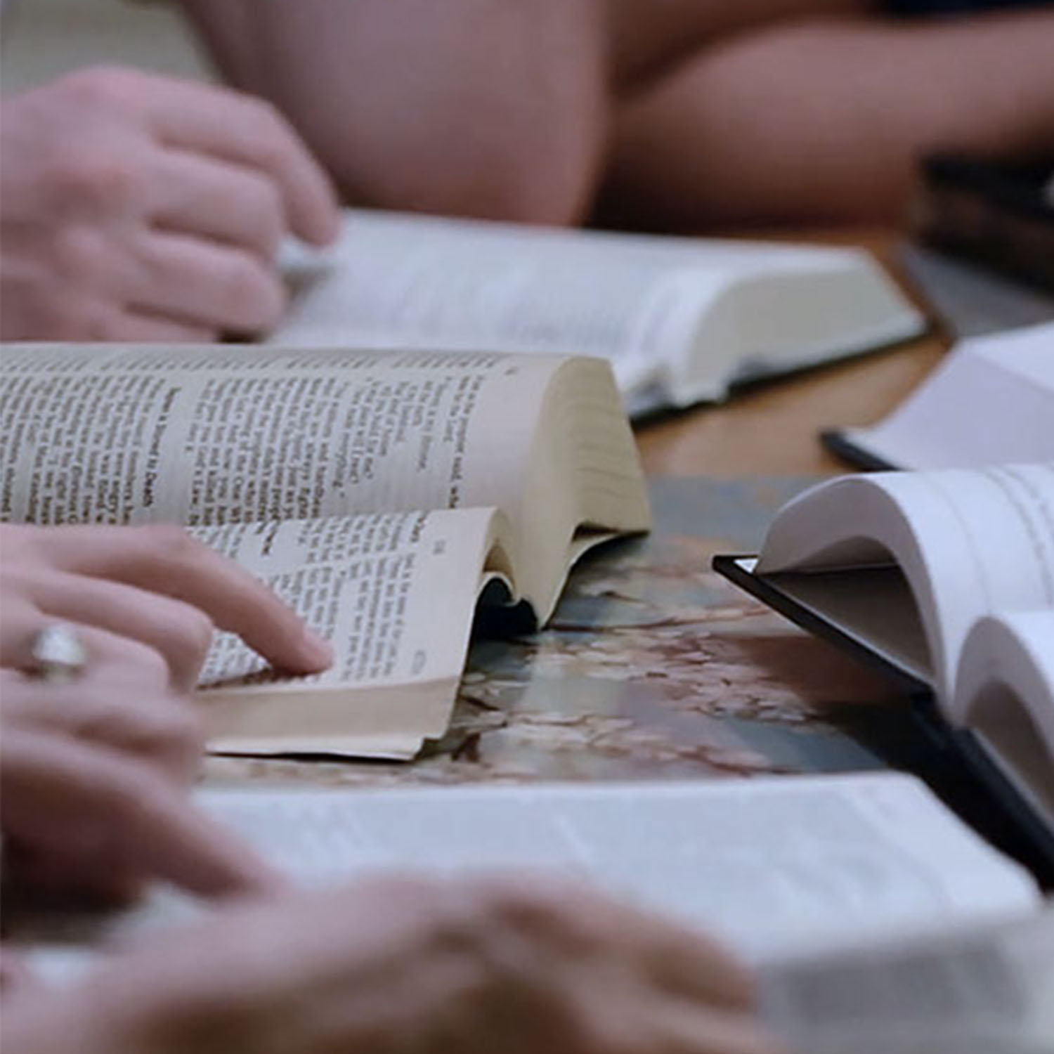 Women's Bible Study - Women of all ages meet together to study God's word on the 1st and 3rd Wednesdays of the month from 6:30 pm - 8:00 pm.