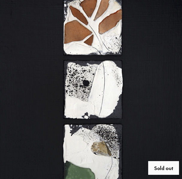 Triptych, 250.00$   Ceci Temkova Ilova