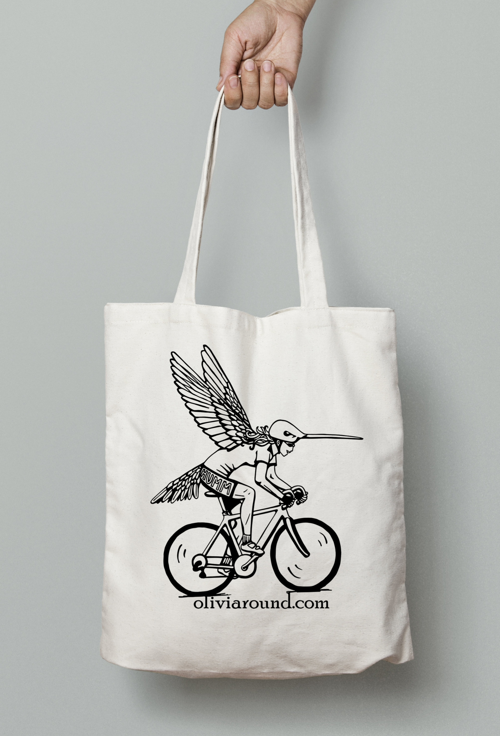 I was inspired to create a small-but-mighty design that embodies freedom, speed, and adventure... -