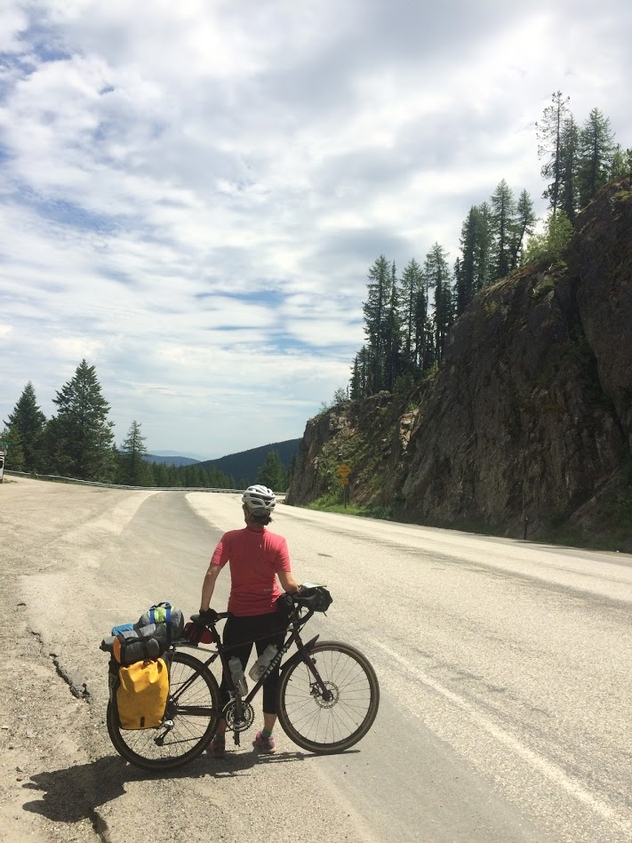 Sherman Pass, WashingtonWe journey from wet to dry yet again.As we ascend, we coexist with Grosbeaks.And sing with the Hermit Thrush.To climb is to embrace this slow time,This time of transition. -