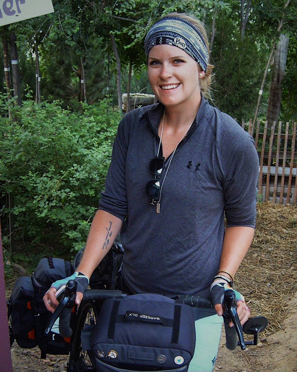 Here are Ashtyn's tips, encouragement, and inspiration for anyone who dreams of traveling by bicycle. -