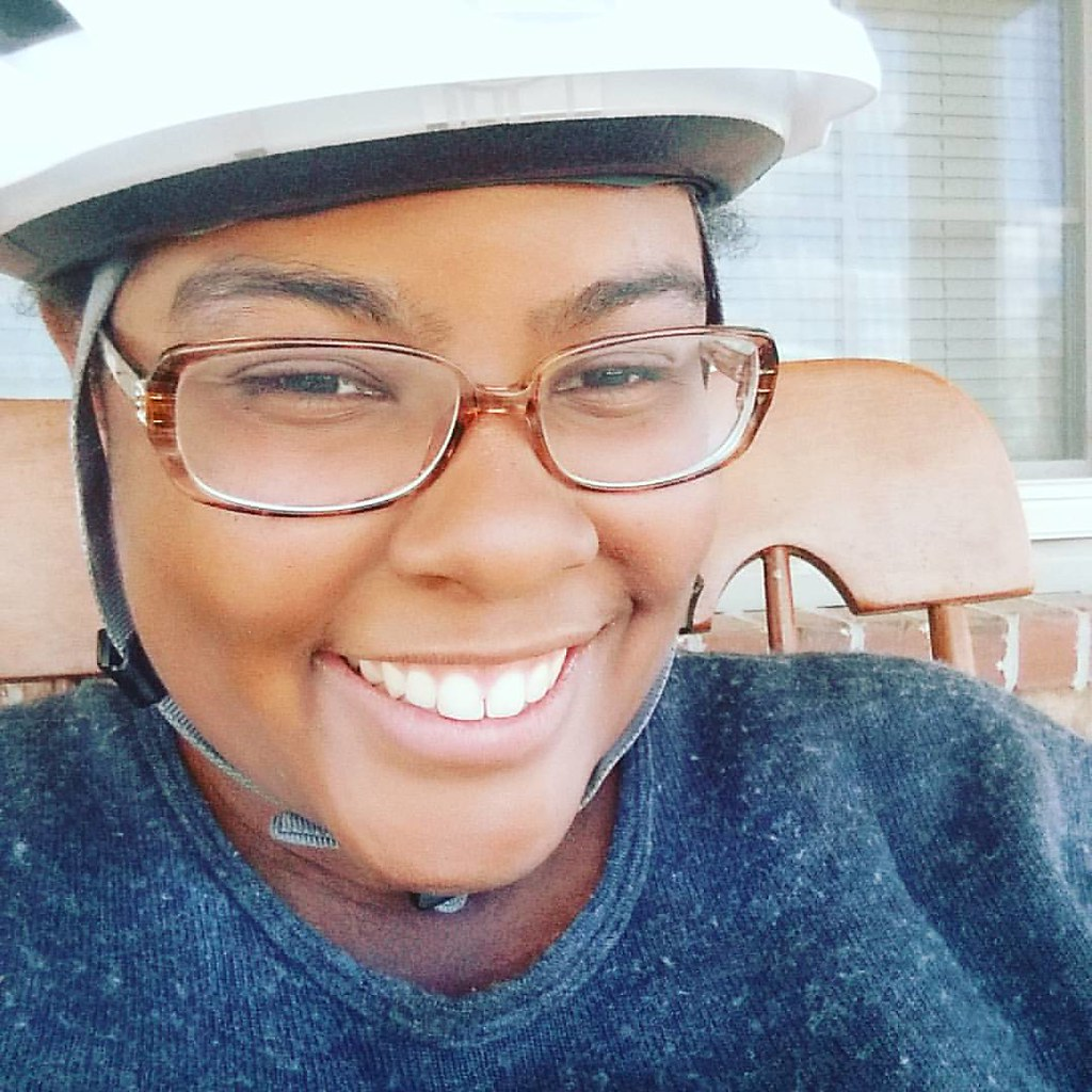 """""""I thought maybe the bicycle would be a good way to get back to school and lose weight at the same time. I began riding to school every day - 7 miles up and 7 miles back."""" -"""