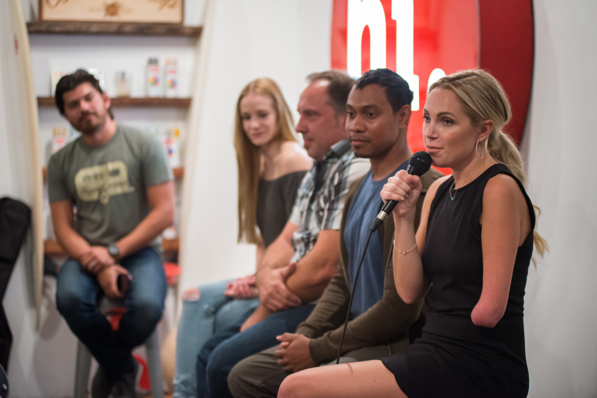 Innovative leaders talk about overcoming trials and hardships when they started their businesses at the first Silicon Coastal hosted in Venice, CA.