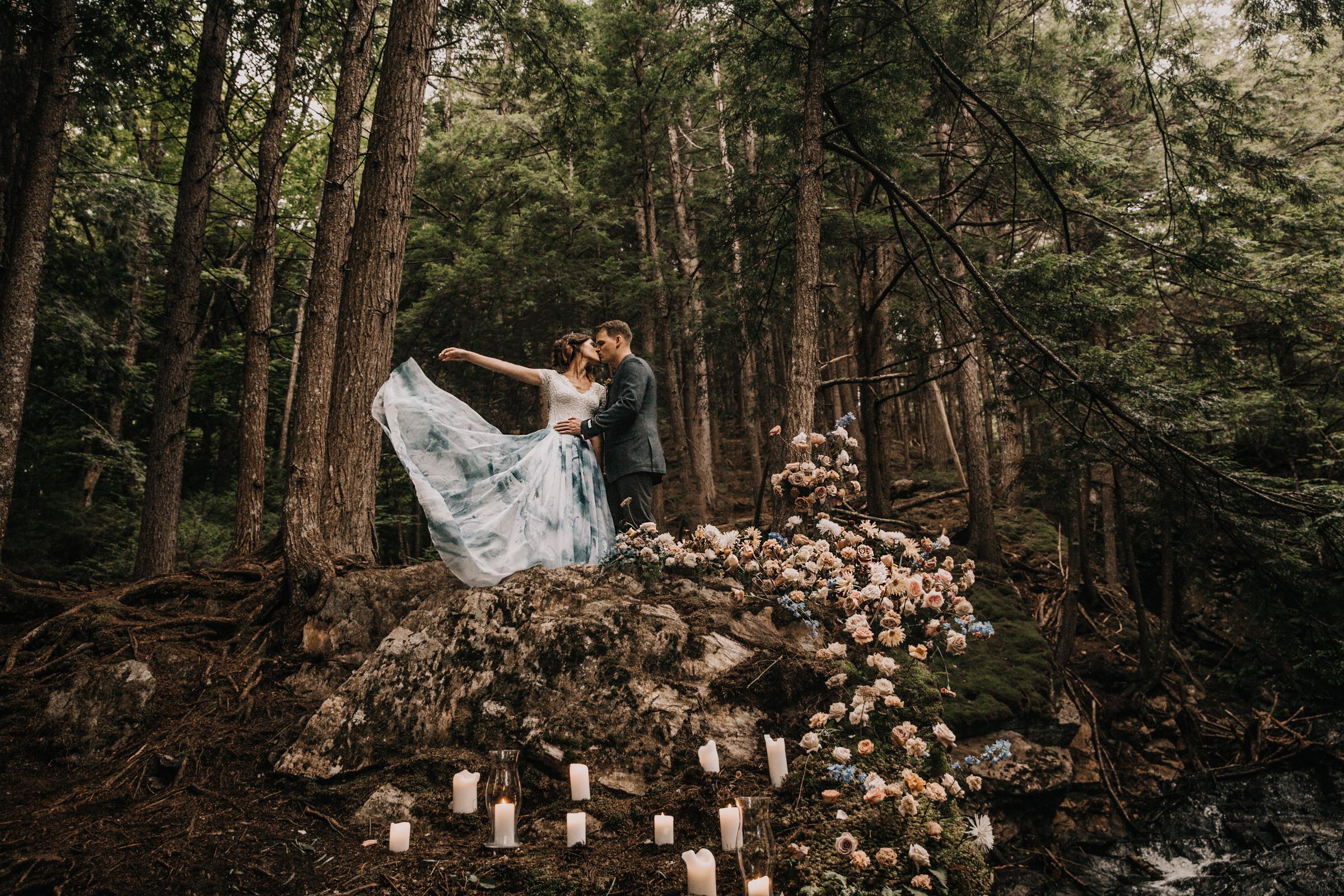 Andrew & Jess | Vermont Elopement
