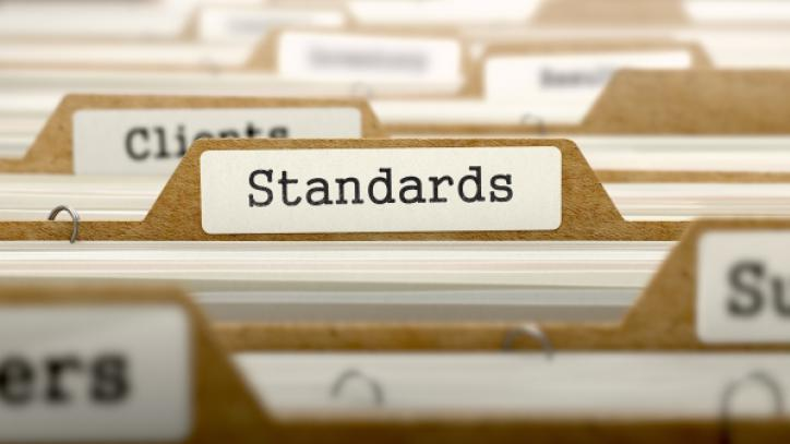 Select the standards below to learn more. -