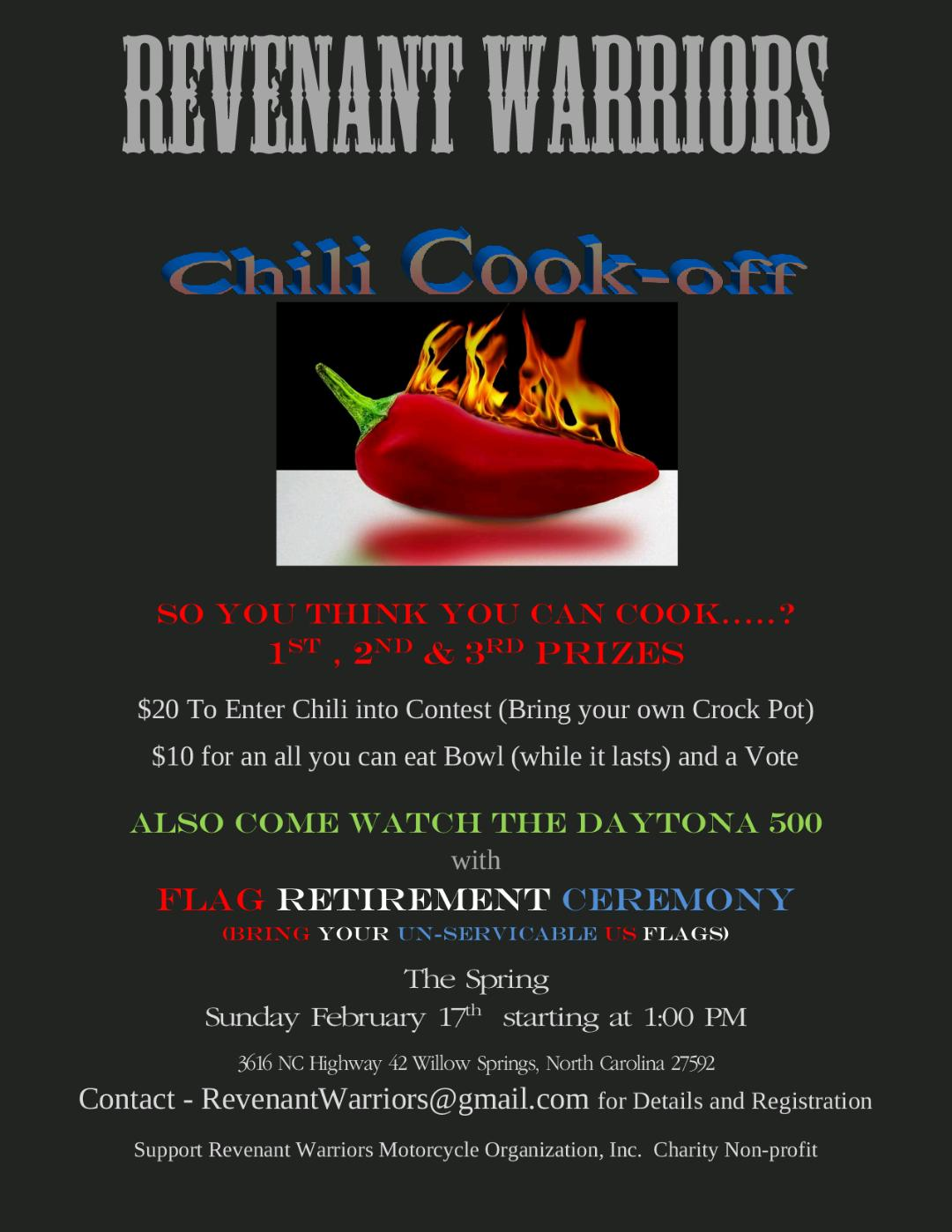 Revenant Warriors.Chili.Cookoff.2019.02.17.png