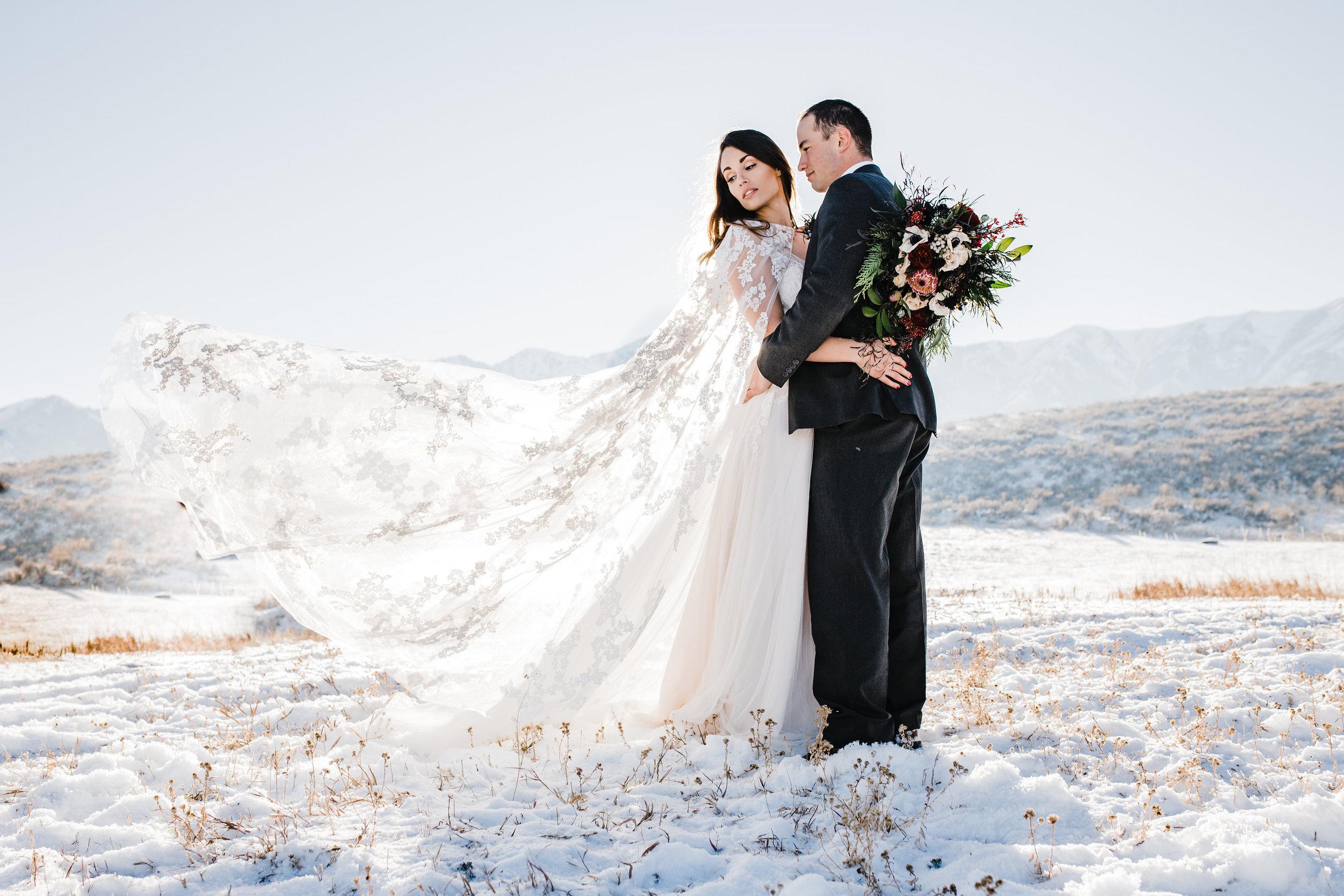 styled shoot wedding photographer logan utah