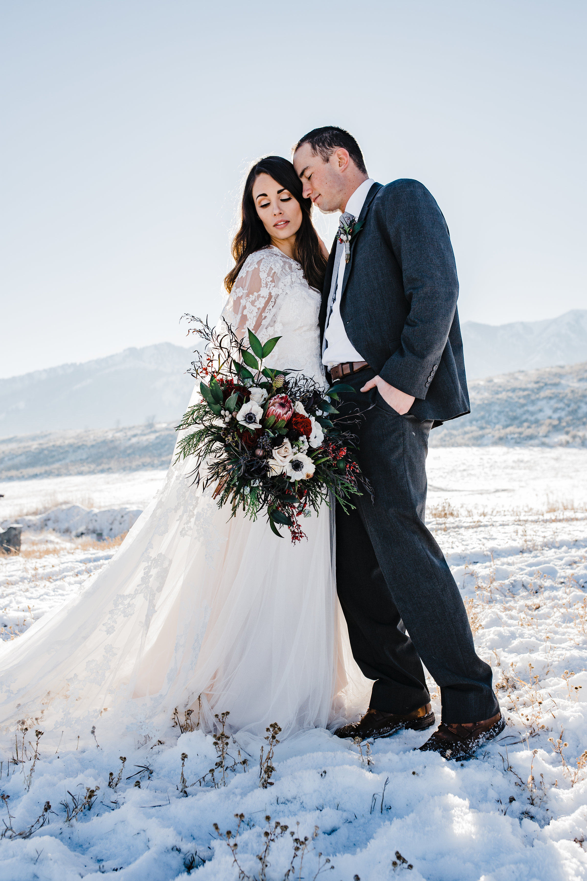 outdoor styled shoot formals photography logan
