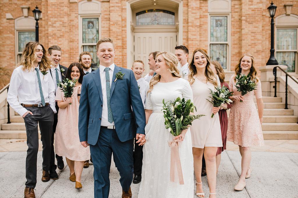 professional wedding photographer calli richards