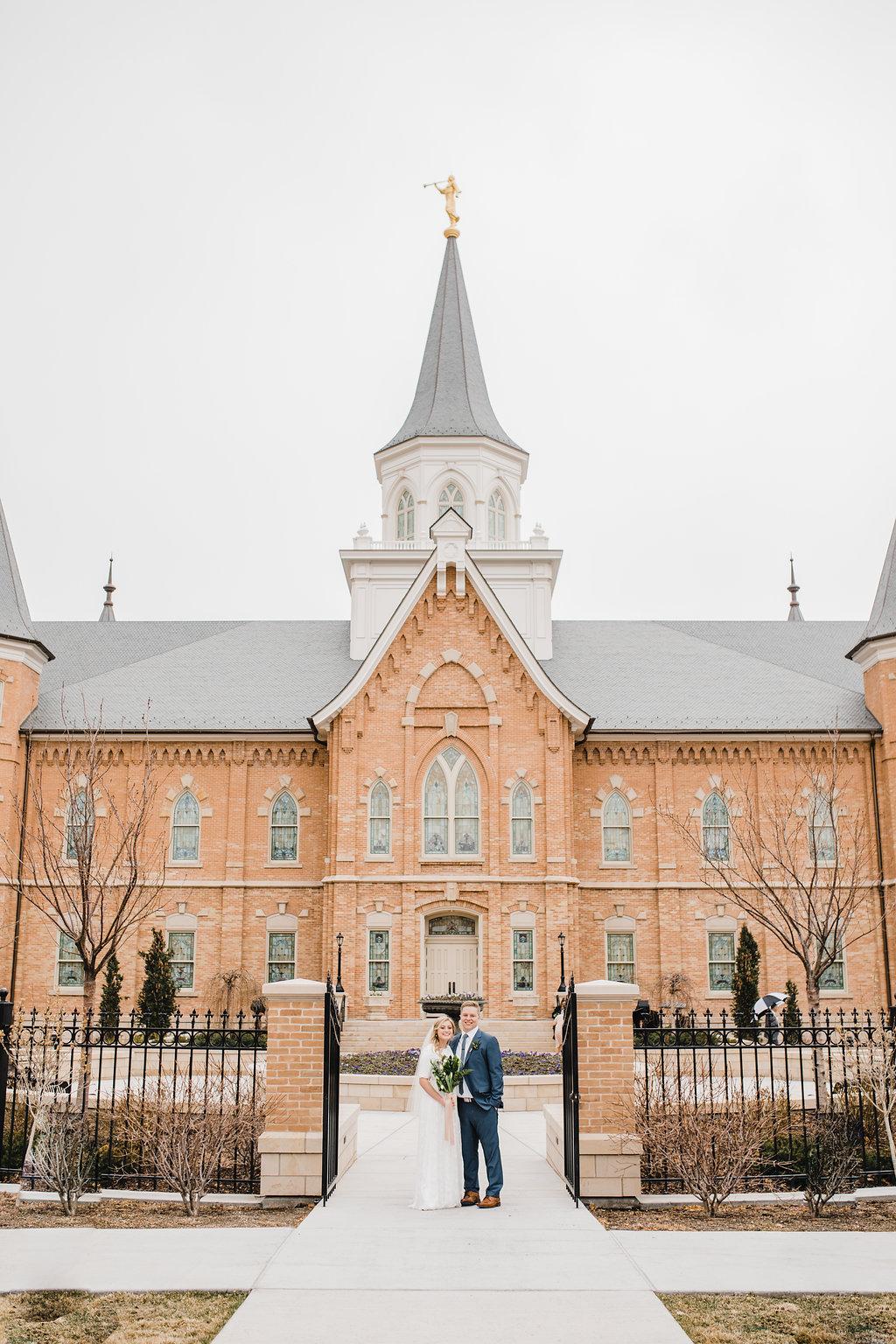 provo city center temple wedding photos lds